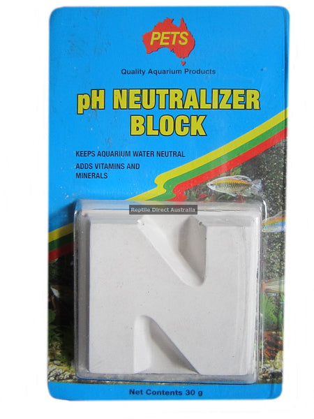 Aquarium Neutralizer Block 30g