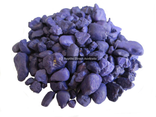 Gravel Painted Purple 5mm 2kg