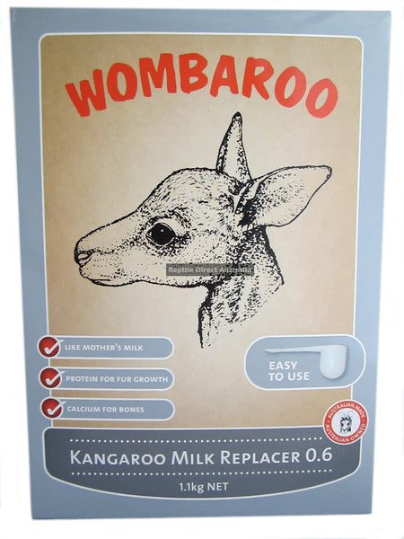 Kangaroo Milk Replacer 0.6 5kg
