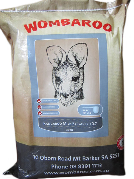 Kangaroo Milk Replacer >0.7 5kg