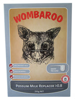 Possum Glider Milk Replacer >0.8 250g