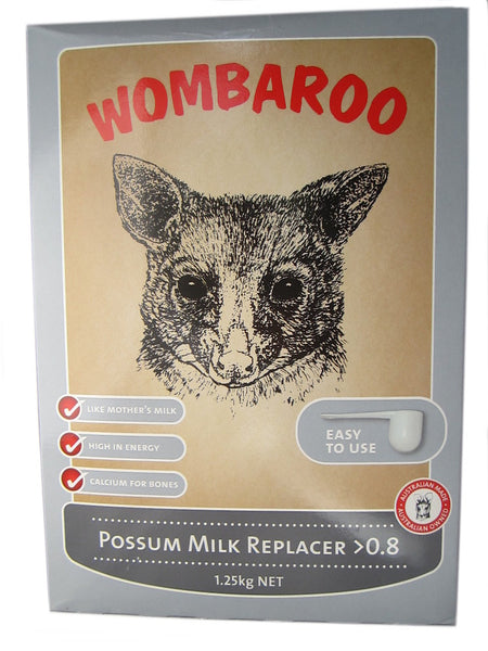 Possum Glider Milk Replacer >0.8 1.25kg