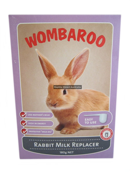 Rabbit Milk Replacer 180g