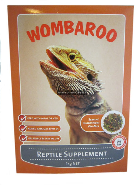 Reptile Supplement 1kg