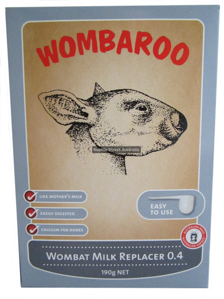 Wombat Milk Replacer 0.4 5kg