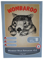 Wombat Milk Replacer >0.6 250g