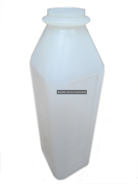 Feeding Bottle with Graduations 120ml for teat