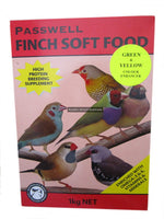 Yellow Finch Soft Food 1kg