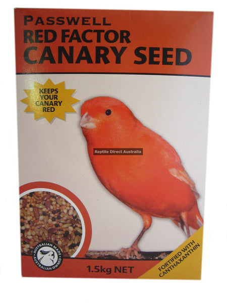 Red Factor Canary Seed 5kg