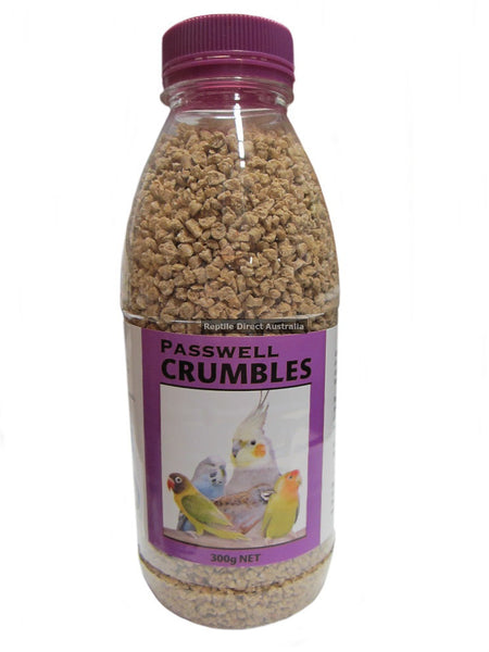Passwell Parrot Crumble 5kg