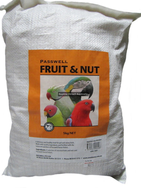 Passwell Fruit and Nut Mix 5kg