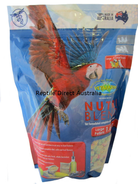 Nutriblend Large Pellets 8kg