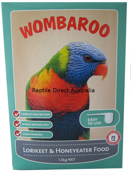 Wombaroo Lorikeet & Honeyeater Food 9kg