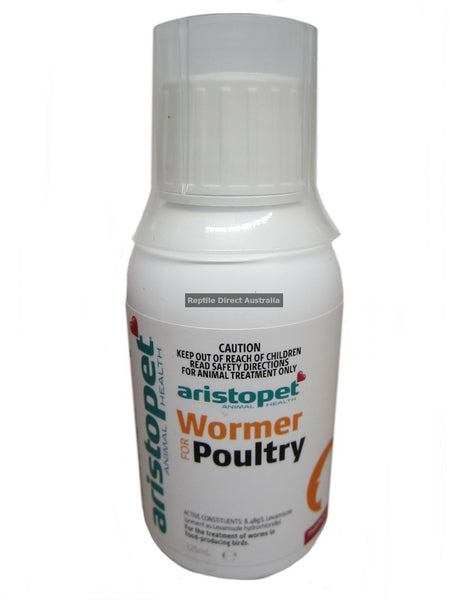 Aristopet Poultry Wormer 125ml