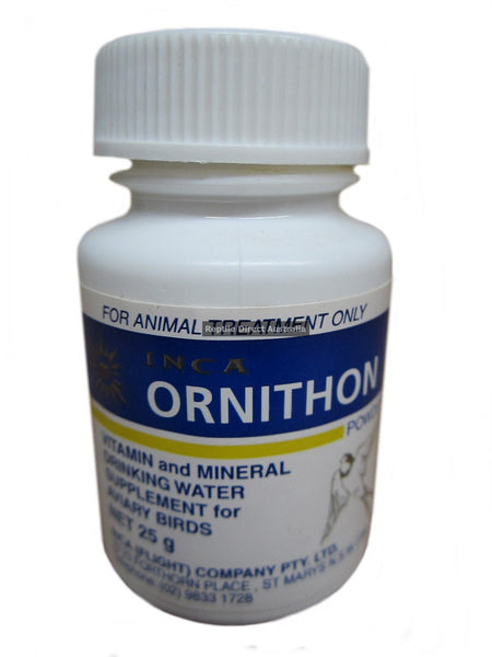 Ornithon Vitamin & Minerals for Birds 25g