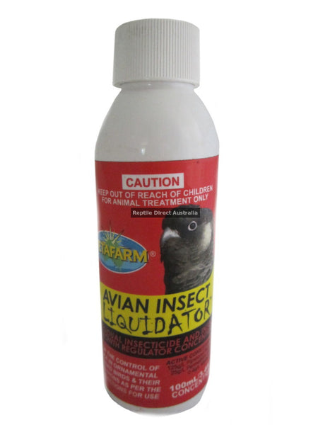 Vetafarm Avian Insect Liquidator Concentrate 100ml