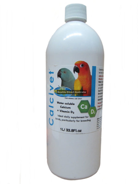 Vetafarm Calcivet Liquid Calcium 500ml
