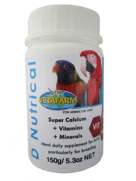 Vetafarm D Nutrical 5kg Vitamin Mineral Supplement