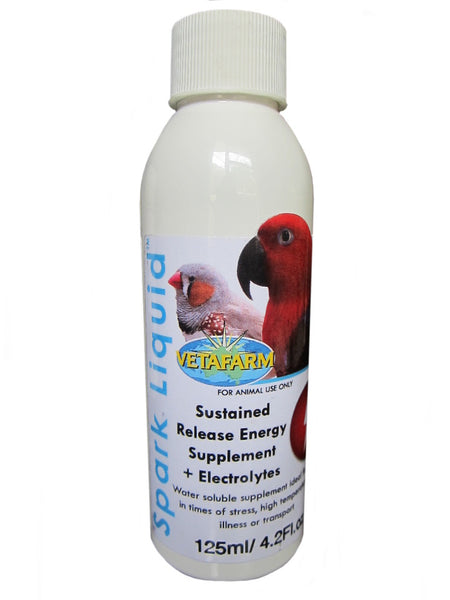 Vetafarm Spark Liquid Concentrate 125ml