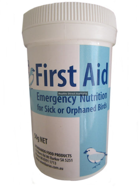 First Aid Emergency Nutrition for Birds 50g