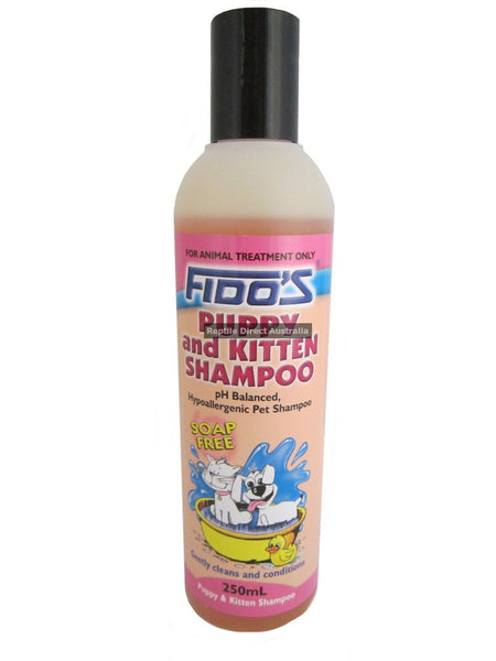 Fidos Puppy & Kitten Pet Shampo 250ml