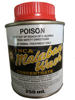Malaban Flea & Lice Wash Concentrate 500ml