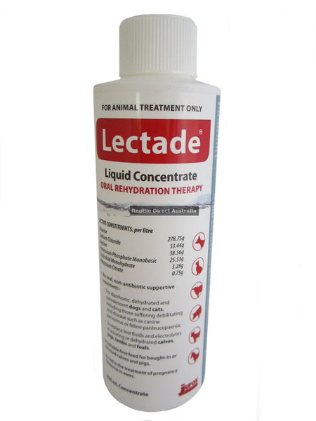 Lectade Concentrate Oral Rehydration Therapy 250ml