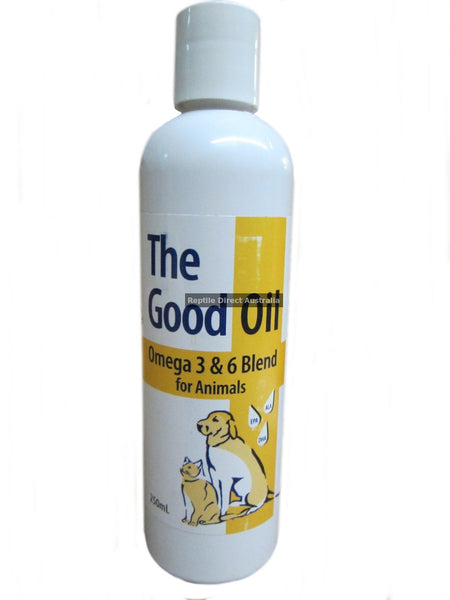 Good Oil for Animals 1L