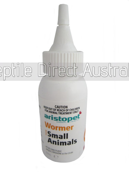 Small Animal Wormer 125ml