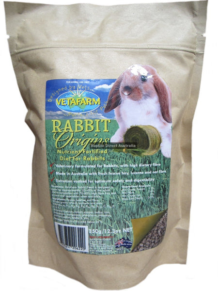 Vetafarm Origins Rabbit Food 1.5kg