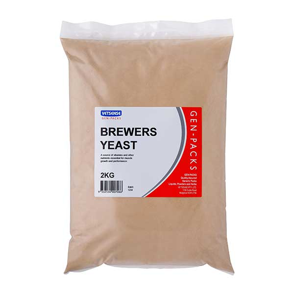 Brewers Yeast 1kg