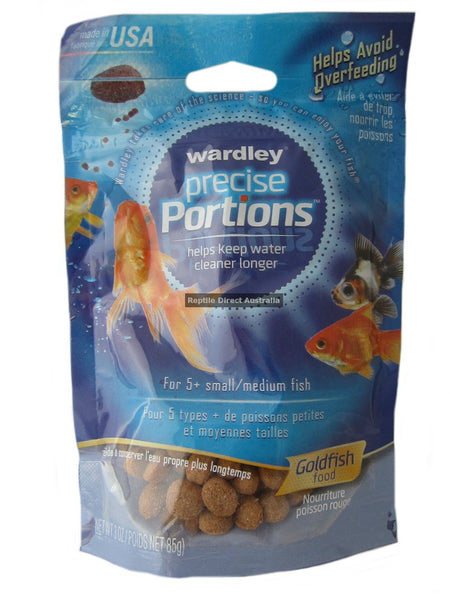 Precise Portions Goldfish 85g