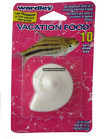 Vacation Fish Food Shell 14g