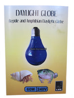 Blue Day Bulb 60W reptile light bulb