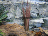 Artificial Grass Plant Brown Tussock 45cm