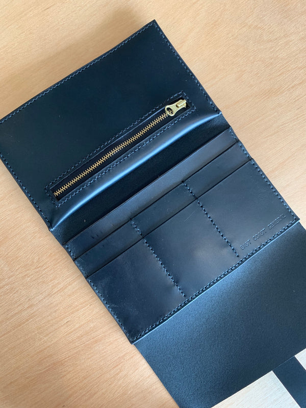 Black Everyday Wallet