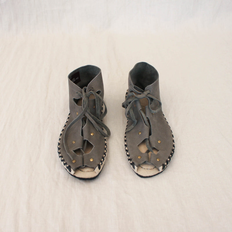 Brazil Leather Sandals