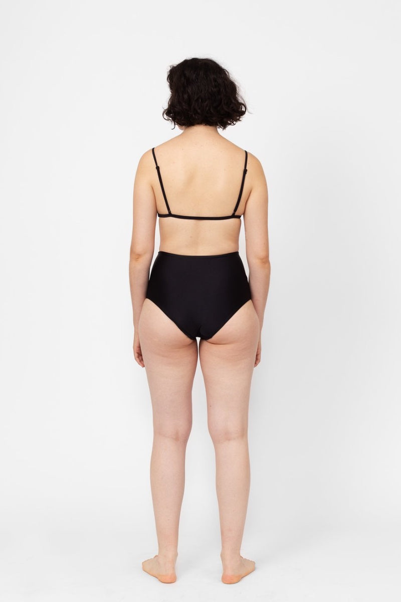 Basic High bottom - Black