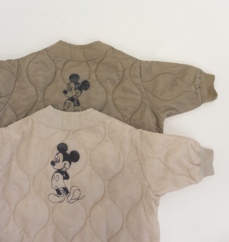 Mickey Mouse Quilted jacket