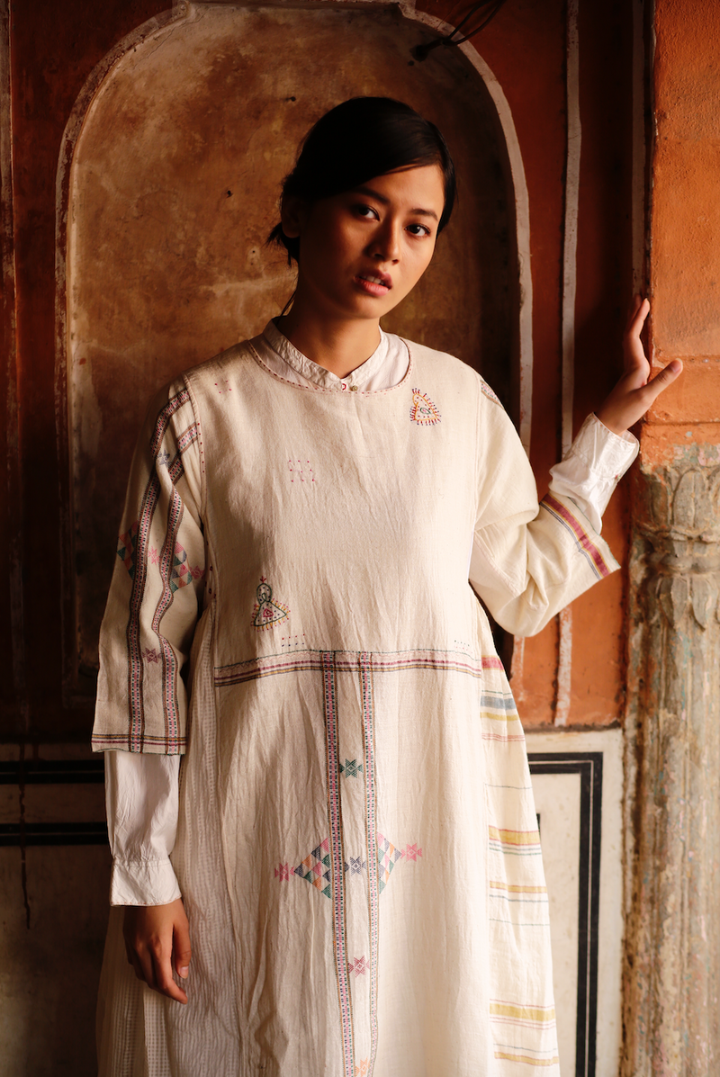 Charbagh Dress