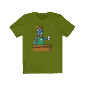 ZOMBISTA COFFEE TEE