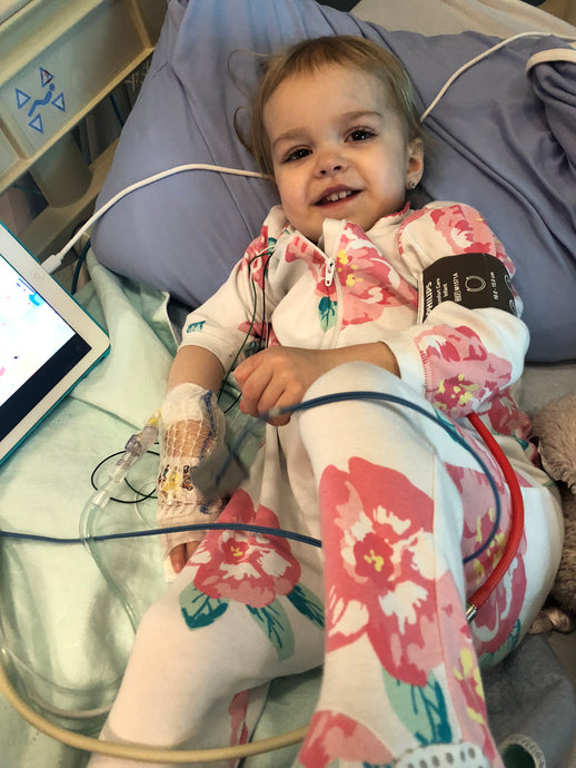 January Journey Tree Feature Story - Braelyn's Story - Childhood Illness