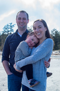 Monthly Feature Story - October - Loss Awareness Month - Danica Molson - Loss / Infertility