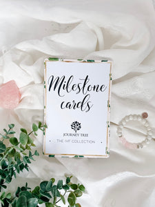 IVF Milestone Card Collection