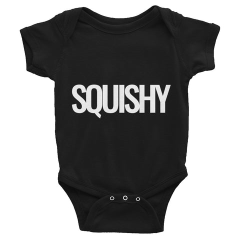 Squishy- Infant Bodysuit