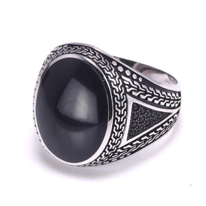Arishtat Sterling Silver Ring - Payvand