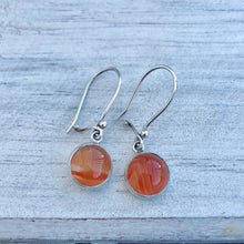 Fire Agate Drops - Payvand