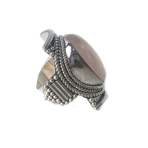 Unconditional Love Sterling Silver Ring - Payvand
