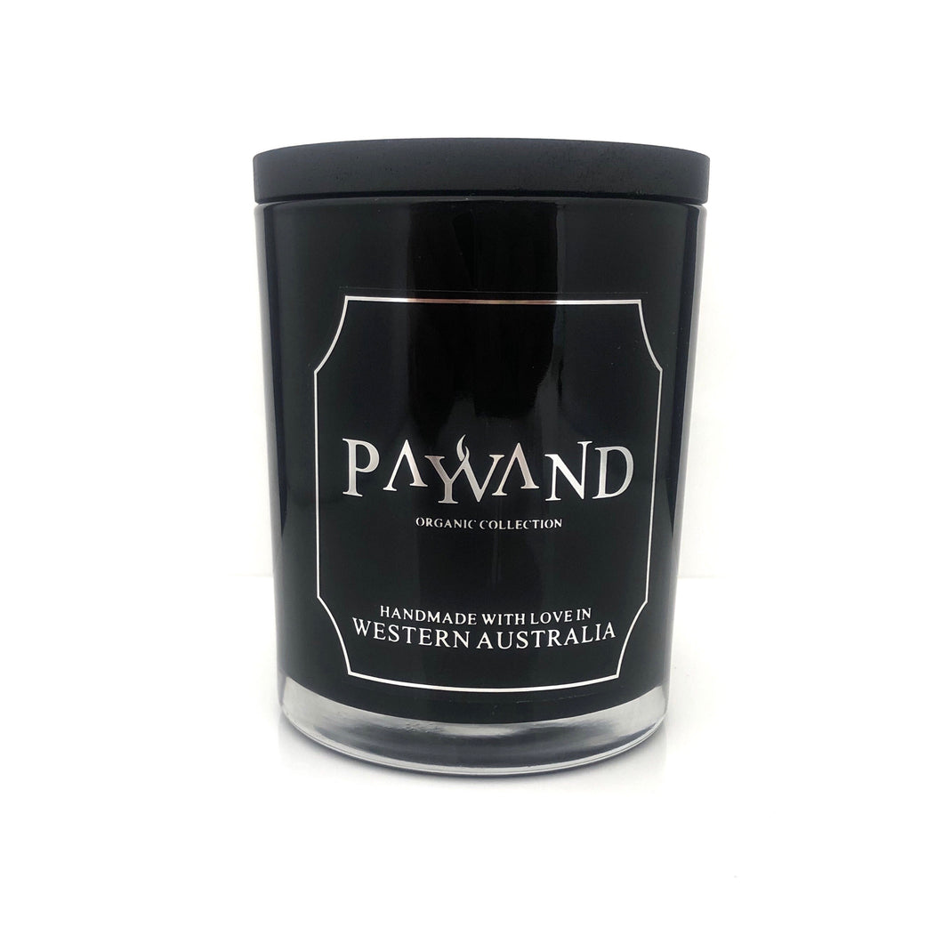 Signature Candle - Payvand