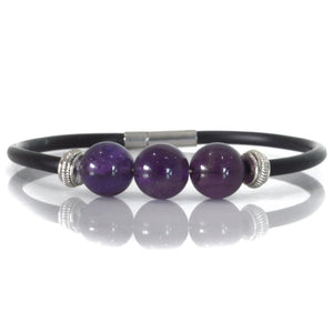 "Amethyst ""Happiness Bracelet"" - Payvand"
